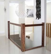 glass please glass railing railings and basements