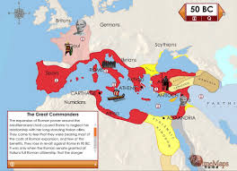 Map Of The Roman Empire The Rise Of The Roman Empire Youtube