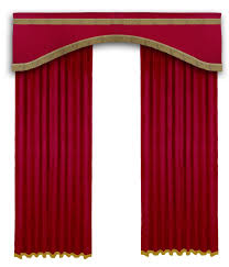 home theater stage velvet drapes u0026 panels home decor decorative curtains theater