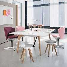 Oak Boardroom Table Contemporary Boardroom Table Oak Solid Wood Mdf Timba By
