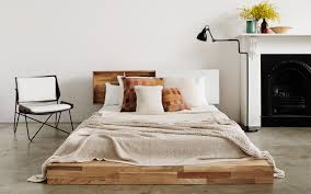 How To Make A Platform Bed With Headboard by Platform Bed Laxseries