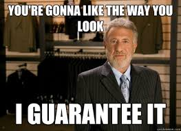 George Zimmer Meme - god hears i guarantee it pastor james st john