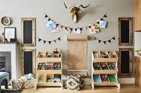 kids playroom lucy liu s new playroom is fun enough for kids and stylish enough