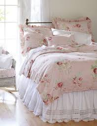 nostalgic through the years with simply shabby chic bedding for