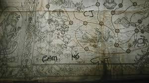 Poe Maps Signed Poe Atlas Map Album On Imgur