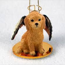 goldendoodle figurine statue