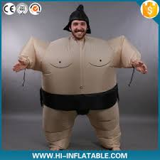 china airblown inflatable fat sumo wrestler halloween
