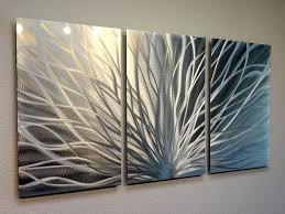 decorative metal wall art panels photo on fancy home decor