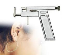 studs for ears professional stainless steel piercing gun studs ear piercing