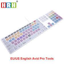 raccourci clavier bureau sar avid pro tools raccourci raccourci clavier couverture de peau