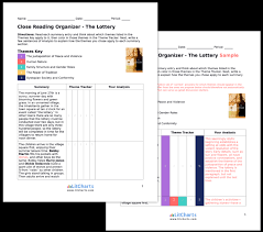 themes in the story the lottery the lottery themes from litcharts the creators of sparknotes