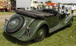rolls royce vintage phantom file 1933 rolls royce phantom ii continental alpine tourer by