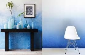 Indigo Home Decor Trend Indigo Home Decor Gordyn Chairs Floor Painting Table Hi Res