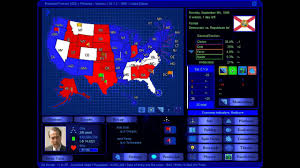1996 Presidential Election Map by Us 1996 Presidential Election Game Dole Me Vs Clinton Youtube
