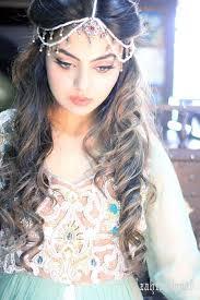 hair styles pakistan trendy pakistani bridal hairstyles 2017 new wedding hairstyles look