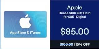 best deals on gift cards deals on itunes gift cards for black friday
