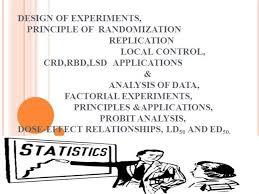 Design Of Experiments Srinivas Design Of Experiments Authorstream