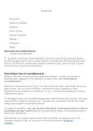 fase crociera dukan alimenti dieta dukan report gratuito