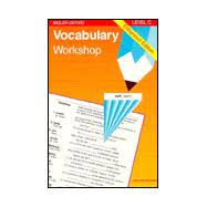 vocabulary workshop enriched edition test booklet b level d