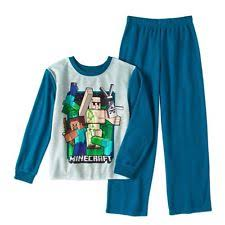 flannel pajama sets sizes 4 up for boys ebay