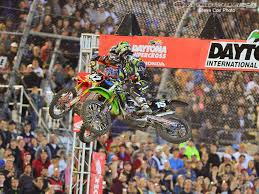 Daytona Sx Track 2015 By The Numbers Motorcycle Usa