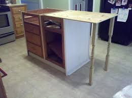 how to build a kitchen island with cabinets base cabinets repurposed to kitchen island hometalk