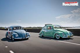 volkswagen car beetle old vw bug life slammed beetles street machine