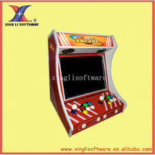 Tabletop Arcade Cabinet 19 Inch Lcd Mini Table Top Arcade Machine Bartop Arcade Machine