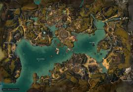 Gw2 World Map by Gw2 Lion U0027s Arch Under Reconstruction 05 19 2015 By Guildwars 2