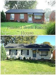 best 25 brick ranch houses ideas on pinterest brick ranch
