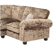 Two Arm Chaise Lounge Laurence Llewelyn Bowen Scarpa Fabric Standard Back Double Arm