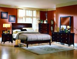 Asian Inspired Platform Beds - asian style bedroom suites brown classic four drawers night stand
