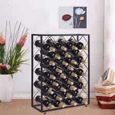 table top wine rack ebay