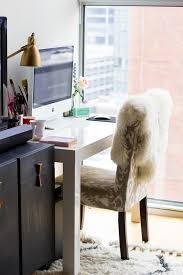 West Elm Parsons Desk U2014 The Fox U0026 She