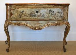Painted Console Table 18th Century Venetian Painted Console Console Tables Venetian