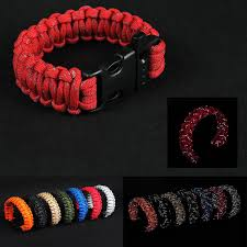 rope bracelet kit images Military army camping hiking climbing rescue bracelet rope jpg