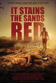 film barat zombie full movie it stains the sands red poster phantasmagoria pinterest movie