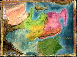 Elder Scrolls World Map by Thedas Dragon Age Vs Tamriel Elder Scrolls Battles Comic Vine