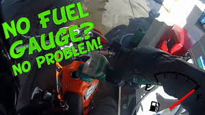solved is it possible to fit a fuel gauge to a kawasaki fixya