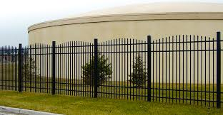 metal fence aluminum fencing ornamental fences