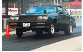 Buick Grand National Car 1987 Buick Grand National 3 8l Sfi Turbo 1 4 Mile Trap Speeds 0 60