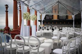 white wedding chairs costa rica destination wedding at zephyr palace