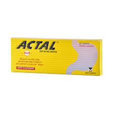 Obat L Bio buy actal plus fast acting antacid 20 tablets guardian