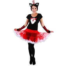 Viking Halloween Costume Women Cat Hat Tutu Costume Buycostumes