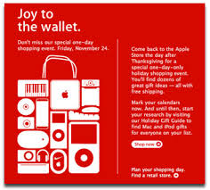 apple preps for after thanksgiving sale the mac observer