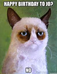 Meme Generator Grumpy Cat - happy birthday grumpy cat meme generator passionx