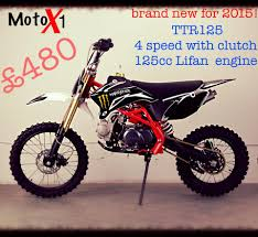 125cc motocross bikes for sale uk dirtbikes for sale home facebook