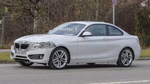 2018 bmw 2 series coupe facelift spy photos motor1 com photos