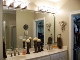 Excellent Bathroom Mirrors With Lights Above Incredible Bathroom - Bathroom lighting and mirrors