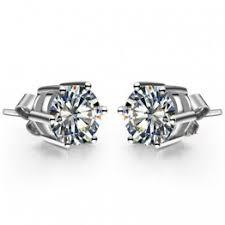 moissanite earrings moissanite earrings